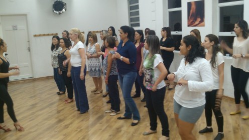 Workshop de Bachata