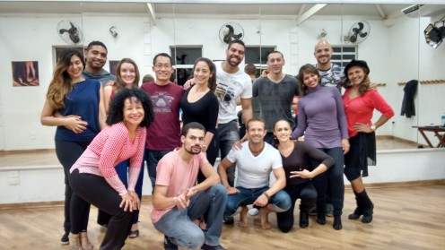 Workshop Kizomba 25-07-2015