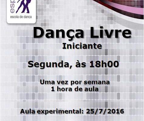 Dança Livre