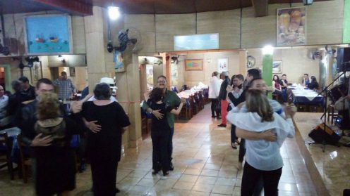 Saída Dançante – Restaurante Andrade 22.8.2016