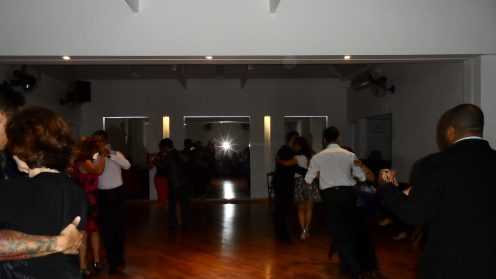 Milonga do Vila 07.08.2016