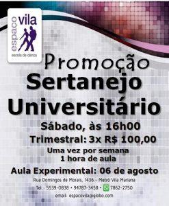 Sertanejo 06.8