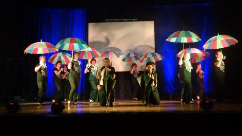 Dança Livre Grupo Espaço Vila 2017