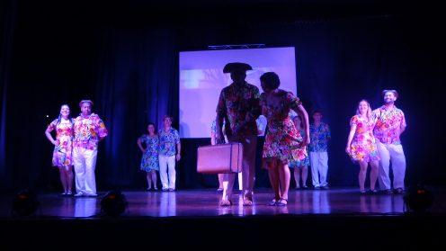Coreografia de Forró de Pai para Filho