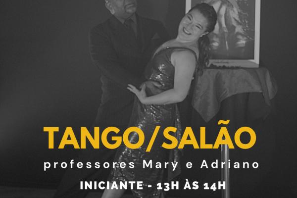 Aprenda a Dançar Tango e Dança de Salão
