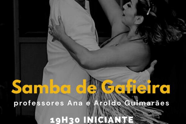 Nova turma de Samba de Gafieira