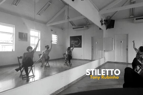 Venha experimentar Stiletto e acessar seu poder pessoal!
