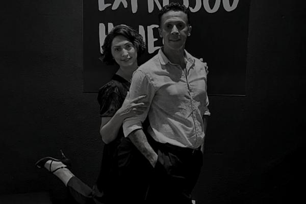 Tango/Salão com Ana Paula e Aroldo Guimarães